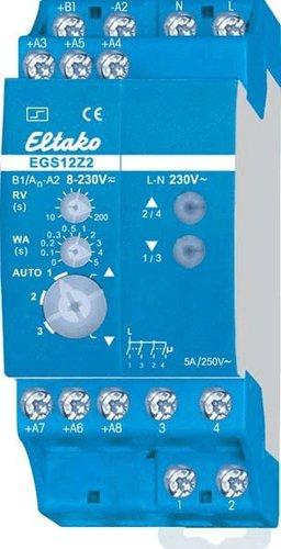 Eltako Stromstoß-Gruppenschalter EGS12Z2-8..230V