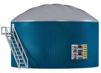 Van Manen Biogas Anlage