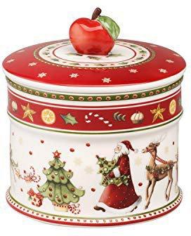 Villeroy & Boch Winter Bakery Delight Gebäckdose klein