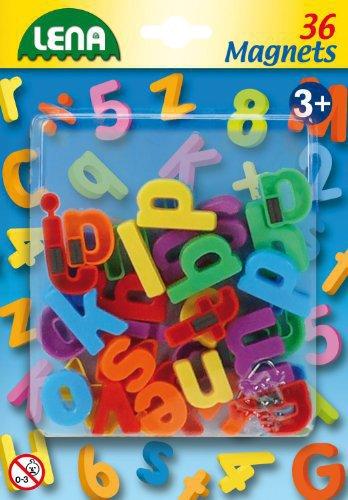 Magnetbuchstaben div. Hersteller