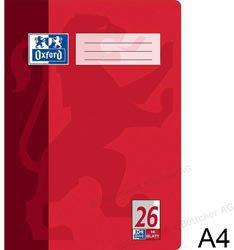 Schulheft A4 kariert div. Hersteller