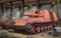 Trumpeter Geschützwagen VI 21