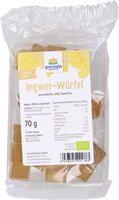 Govinda Ingwer-Würfel (70 g)