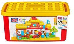 Mega Bloks Maxi - Bausteine Großer Bauernhof (6626)