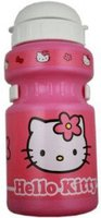 Bike Fashion Kunststoff Flasche Hello Kitty  (0,3l)