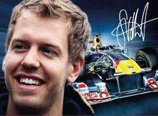 Ravensburger Formel 1 Star Sebastian Vettel