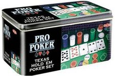 Tactic Games Texas Hold ?Em 200 Pro Poker Set