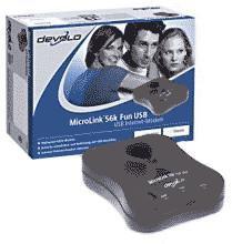 Devolo MicroLink 56k Fun USB (DE)