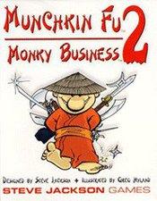 Pegasus Munchkin Fu 2 - Mönche mögen´s heiß