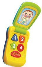 PLAYGO Activity Telefon
