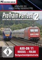 Blue Sky ProTrain Perfect 2: AddOn 11 - Kassel-Fulda (Add-On) (PC)