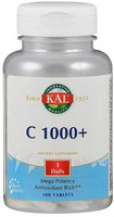 Supplementa Vitamin C 1000 mg Tabletten (100 Stk.)