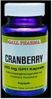 Hecht Pharma Cranberry 400 mg Gph Kapseln (120 Stk.)