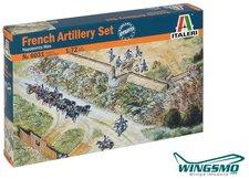 Italeri Set Französische Artillerie - Napoleonische Kriege 1800-1815 (06031)