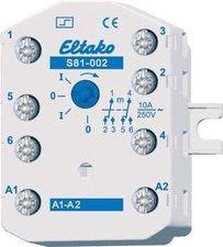 Eltako Stromstoßschalter S81-002-8V