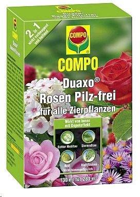 Compo Duaxo Rosen Pilz-frei 130 ml