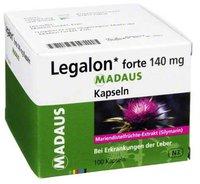Eurim Legalon Forte Kapseln (100 Stk.) (PZN: 06718365)