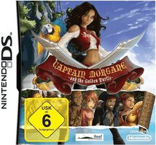 Captain Morgane and the Golden Turtle (DS)
