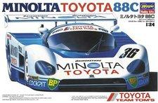 Hasegawa Minolta Toyota 88C (20236)
