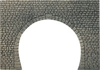 Faller Dekorplatte Tunnelportal, Naturstein-Quader (170831)