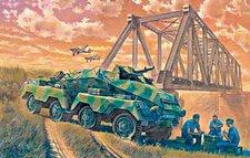 Roden 005 Sd.Kfz.233 Stummel schwerer Panzerkanonenwagen