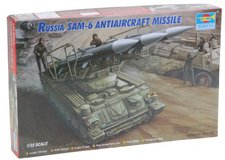 Trumpeter Russian SAM-6 Antiaircraft Missile (361)