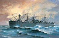 Trumpeter SS Jeremiah O Brien Liberty Ship (755755)