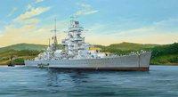 Trumpeter German Cruiser Admiral Hipper 1941 (5317)