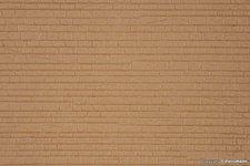 Kibri Mauerplatte regelmäßig mit Abdecksteinen (4118)