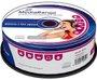 MediaRange CD-R 700mb 80min 48x 25er Cakebox