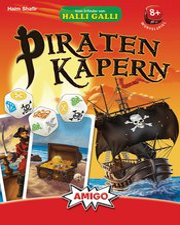 Amigo Piraten kapern