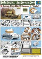 Trumpeter German 3,7 cm Flak 43 Flakpanzer IV ?Ostwind? (751520)