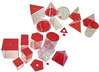 Eduplay Geometrische Körper transparent
