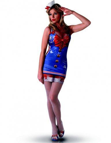 Sexy Matrose Kostüm