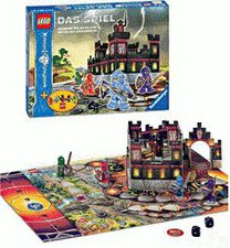 Ravensburger LEGO Knights Kingdom - Das Spiel
