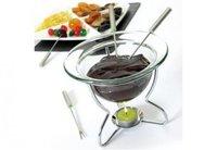 Mastrad Schokoladenfondue Transparent