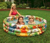 Intex Pools Winnie the Pooh 3-Ring Pool (58915)