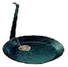 Turk Servierpfanne 24 cm vertikaler Hakenstiel (65424)