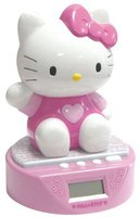 Zeon Hello Kitty Wecker
