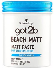 Schwarzkopf Got2Be Strand Matte Matt-Paste
