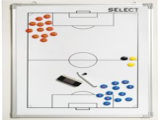 Select Sport Taktiktafel Fußball