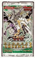 Yu-Gi-Oh 5Ds Hidden Arsenal 3 Booster