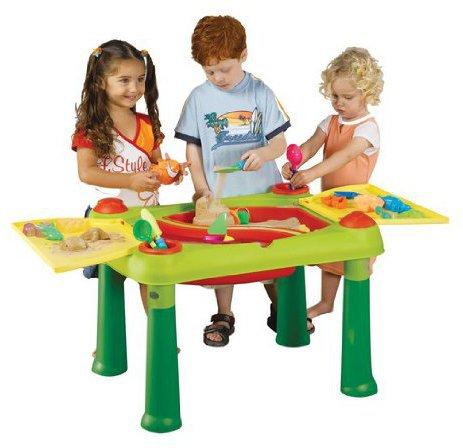 Keter Sand- und Wasser-Spieltisch