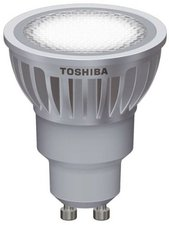 Toshiba E-Core LED 6,5W 3000K GU10 35 °