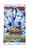 Yu-Gi-Oh 5Ds Hidden Arsenal 4 Booster