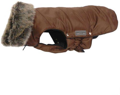 Wolters Hunde Parka mit Fellkragen (28 cm)