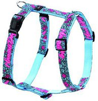 Hunter Geschirr Krazy Hawaii Dog XS (30-40 cm)