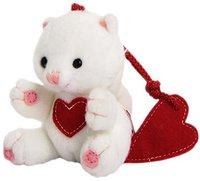 Trudi Sweet Collection - Katze mit Herz 9 cm