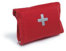 Sagaform Erste-Hilfe-Tasche, groß, rot