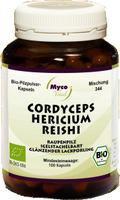Mycovital Reishi + Cordyceps + Hericium Kapseln (100 Stk.)